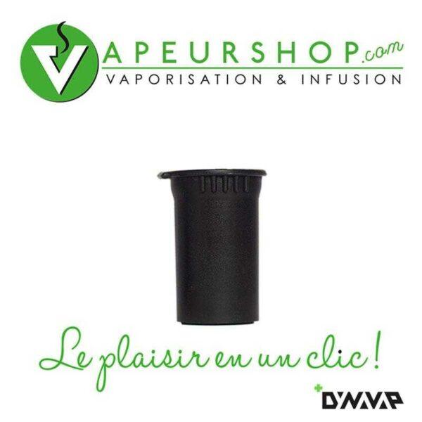 Dynavap snapstash petit boite hermétique bouchon top pop VapeurShop