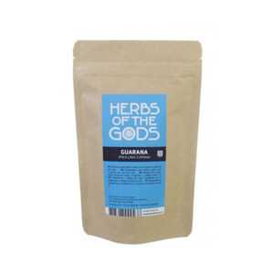 Guarana entière 50g herbs of the gods