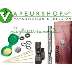 dynavap vapcap starter pack vaporisateur complet dynavap