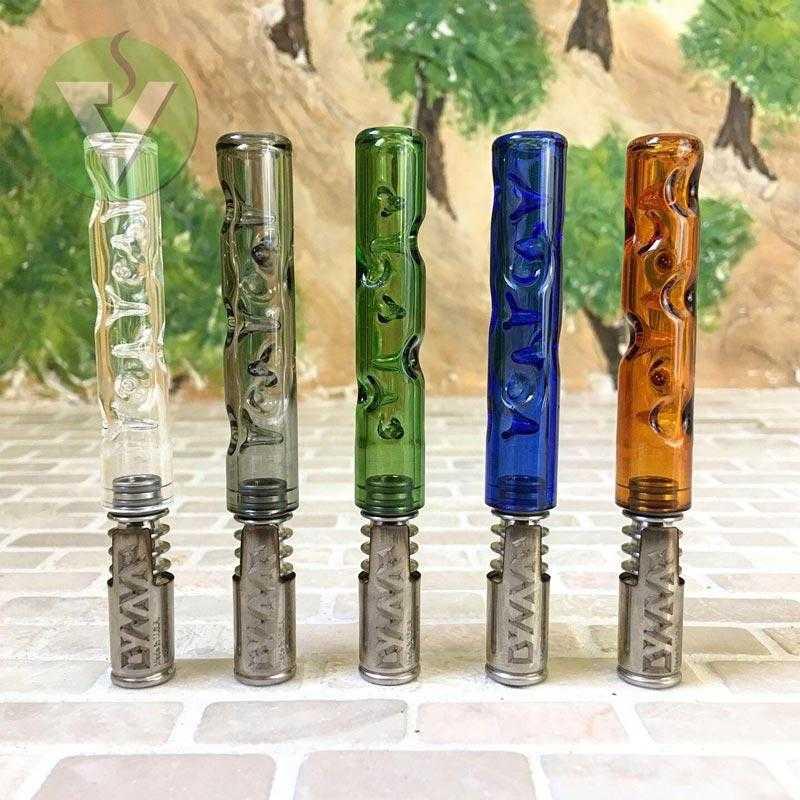 Hula stem pour Dynavap 60mm en verre coloré