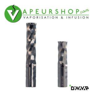 Dynavap omnivap corps titane standard et XL body titanium VapeurShop