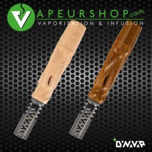 Hydra Vong Dynavap VapCap bois couleur clair et dark vaporisateur VapeurShop