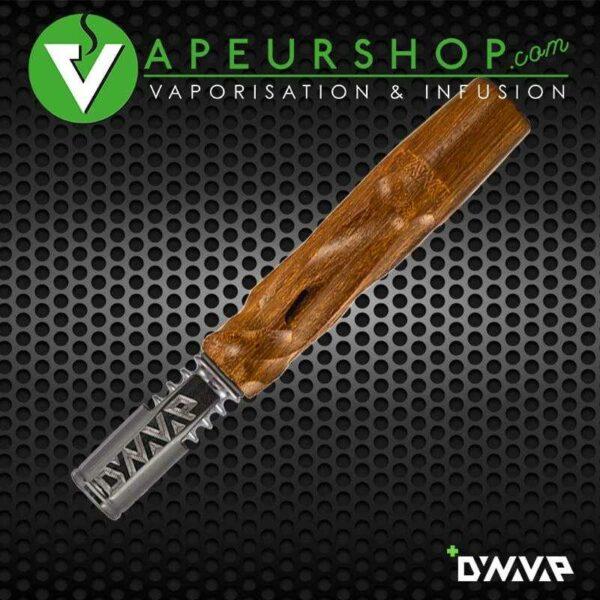Hydra Vong Dynavap VapCap bois couleur dark vaporisateur VapeurShop