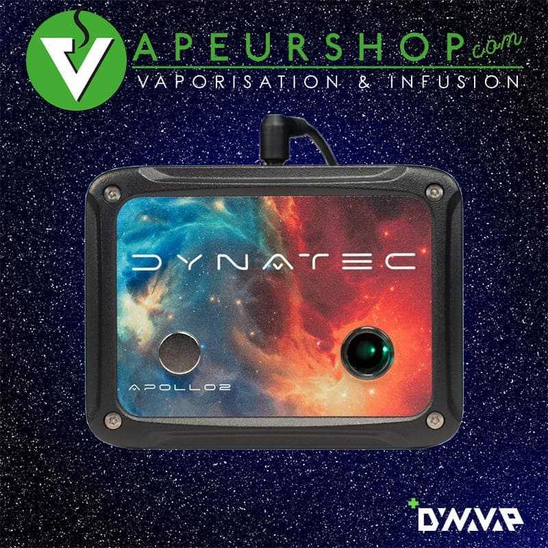 Dynavap DynaTec Apollo2 chauffage induction pour VapCap VapeurShop