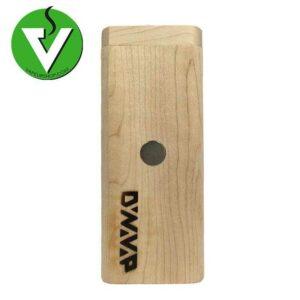 Dynastash XL maple Erable Dynavap essence de bois Erable boite de transport claire VapeurShop