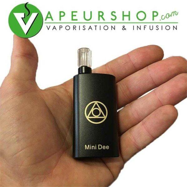 Mini Dee Orion vaporisateur portable ultra compact puissant conception vapo français fr VapeurShop