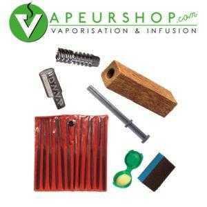 The Makers Kit Dark DynaKits Dynavap kit pour façonner son propre omnivong