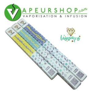 Vaporisateur BioVapo vaporiser des plantes simplement produits VapeurShop