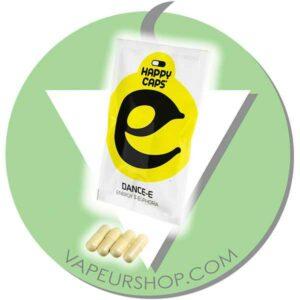 Happy Caps Dance-E capsules de plantes énergie et euphorie