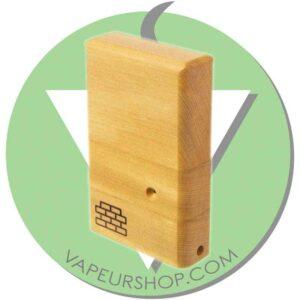 Sticky Brick Junior Canary vaporisateur portable bois et verre VapeurShop