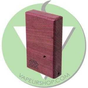 Sticky Brick Junior Purple Heart vaporisateur portable VapeurShop