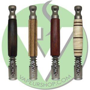 VapCap Dynavap DynaCigar Cigarillo Havana standard bois précieux vaporisateur VapeurShop