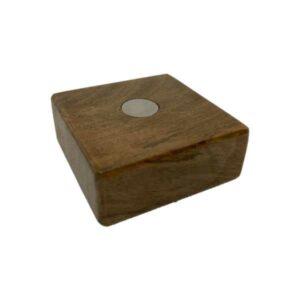 DynaStand 1 VapCap Dynavap carré bois de Noyer