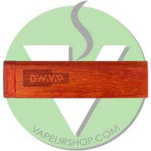SlimStash XL Dynavap Padouk boite de transport bois VapeurShop