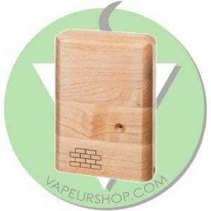 Sticky Brick Junior Erable vaporisateur portable convection