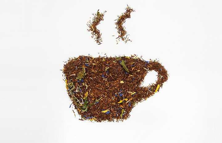Infusion CBD Rooibos fruits secs et herbes à infuser