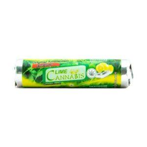 Pastilles CBD énergie Citron Canna