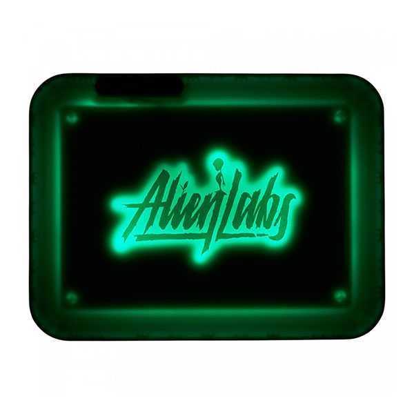 Plateau LED Alien Labs pour le roulage