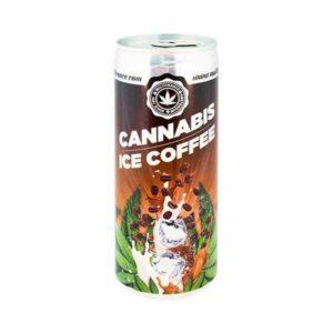 Café au Cannabis CBD iced coffee